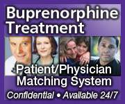 Buprenorphine Treatment Banner