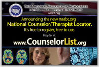 Counselor List Postcard