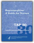 Buprenorphine: A guide for nurses