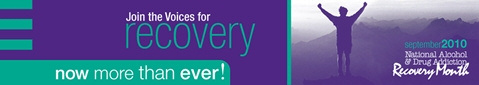 Join the Voices for Recovery Month